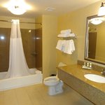  View of bathroom-Clean and nice