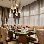  Private Dining option within the Restaurant