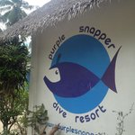 Purple Snapper Dive Resort Foto