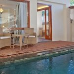  Private Pool At Bedroom Pool Suite