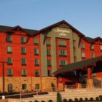  Welcome to the Hampton Inn Pigeon Forge!