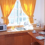  Kitchenette in Junior Suite
