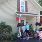 Foto de Sleepy Hallowell Bed and Breakfast