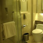  Full bathroom including tub and shower - Marriott Beijing City Wall