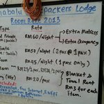 Foto de Kinabalu Backpackers Lodge