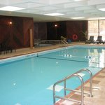 Newly Renovated Indoor Heated Salt-Water Swimming Pool