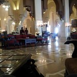  Lobby of the Serena Hotel