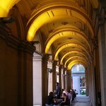  Cafe beneath the arches, GPO Building