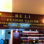 Be Li Custom Tailor Hoi An