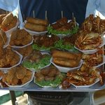 Hawker with Seafood