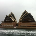 Cruise takes you by the opera house after