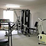 Grand Villa Hotel West Plains Gym