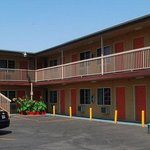  Exterior Of Motel