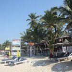  View of Anthy&#39;s from the beachside