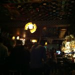  In the basement of the Circus - Goldmans bar