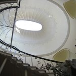  Main house stairs