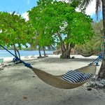 Hammocks next to the main beach