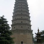 Yulin Kaige Tower