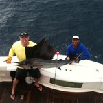 Just one of many Sailfish caught on Acura Jigger