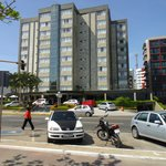  frente do Hotel - calado