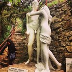  Statue of Adonis and Aphrodite