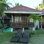  Our beachfront bungalow