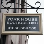 York House Sign - Front Door