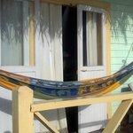  Hammocks on private Decks on each suite