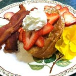  Lemony Girl Scout Cookie French Toast