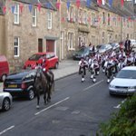  Jedburgh Festival parade