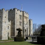  Hever Castle just 3 miles away