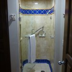one of our showers