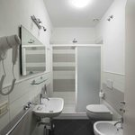  Hotel Alma Domus bagno