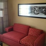 Courtyard by Marriott Lincoln Downtown resmi