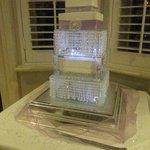  Wedding cake stand