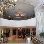 One view of the lobby