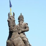 Maha Raja Ranjit Singh's Statue