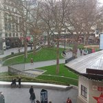  View over Leicester Square