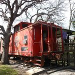  Love Train Caboose