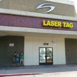 Planet Play: Laser Tag & Internet Cafe