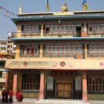 Tibetan Buddhist Monastery
