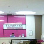  Favehotel Wahid Hashim - lobby area