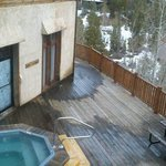  Hot tubs in main lodge