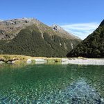 Routeburn Track 1 Day Hiking