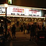 Savannah Theatre on Chippewa Square