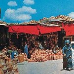 Food Markets of Marrakech