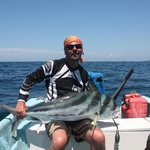Good old me and a Rooster Fish