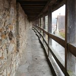  City walls of Rothenburg