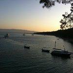  Zlatni Rat at the end of the day