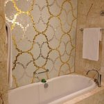  the gold plated bath